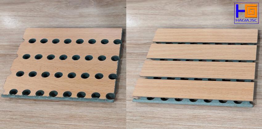 giải pháp gỗ tiêu âm cho công trình
