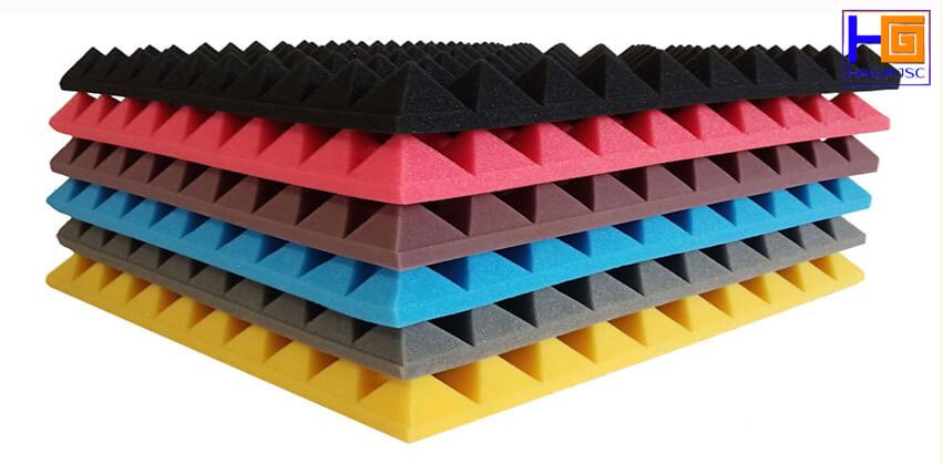 giải pháp mút gai tiêu âm kim tự tháp