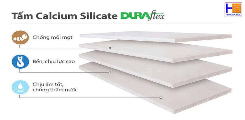 Tấm Cemboard Duraflex 12mm có độ bền cao