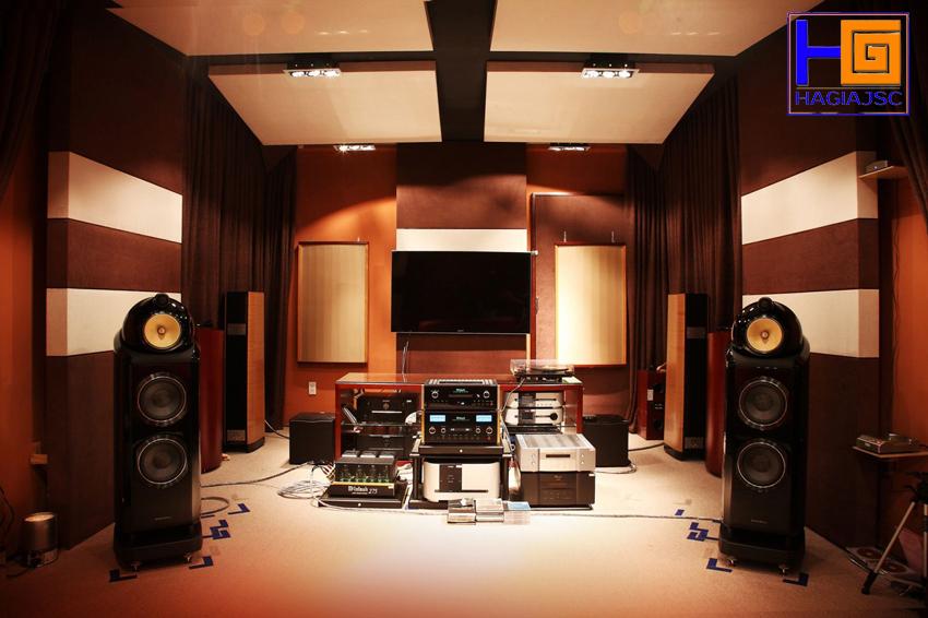 5+ Vật liệu tiêu âm phòng nghe nhạc tốt nhất