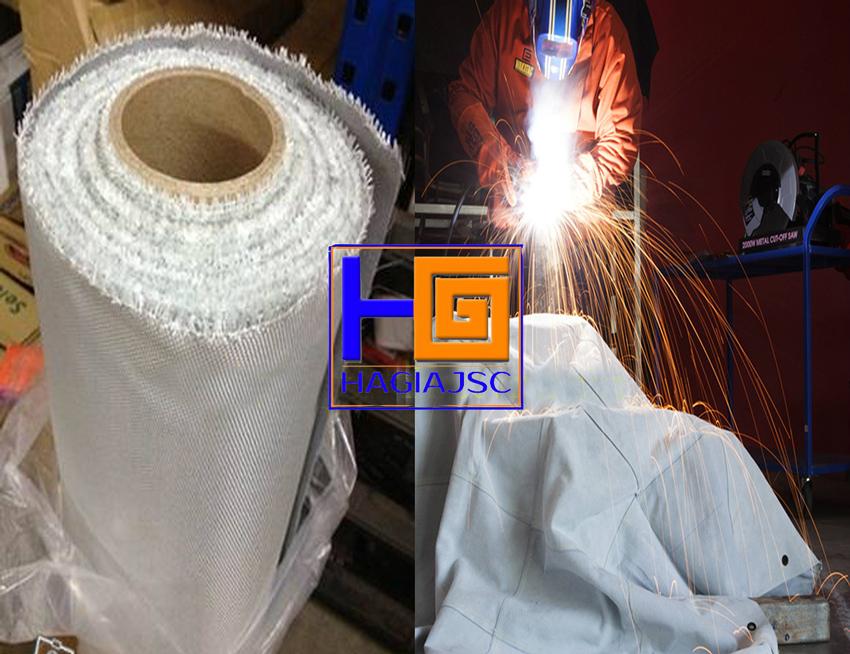Mua vải thủy tinh chống cháy ở đâu chất lượng, giá rẻ?