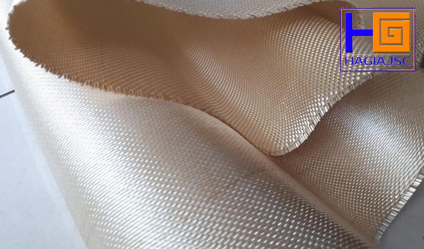vải thủy tinh tiêu âm